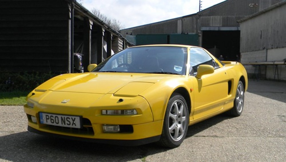 Honda NSX - Specialist Classic & Sports Car Auctioneers