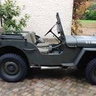 1942 Ford GPW Jeep -