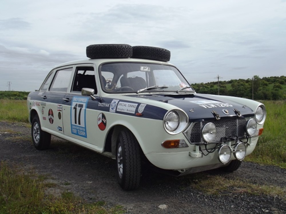 Lot 282 - 1968 Austin 1800 London-Sydney Marathon Car