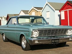 Navigate to Lot 304 - 1964 Ford Falcon Futura 'Two-door Pillarless Coupé'
