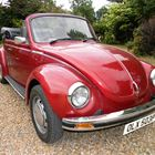 Ref 26 1975 Volkswagen Beetle 1303S Convertible by Karmann -