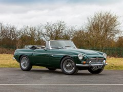 Navigate to Lot 164 - 1968 MG C Roadster