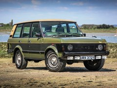 Navigate to Lot 227 - 1983 Range Rover by Wood and Pickett 'The Harrods Edition'
