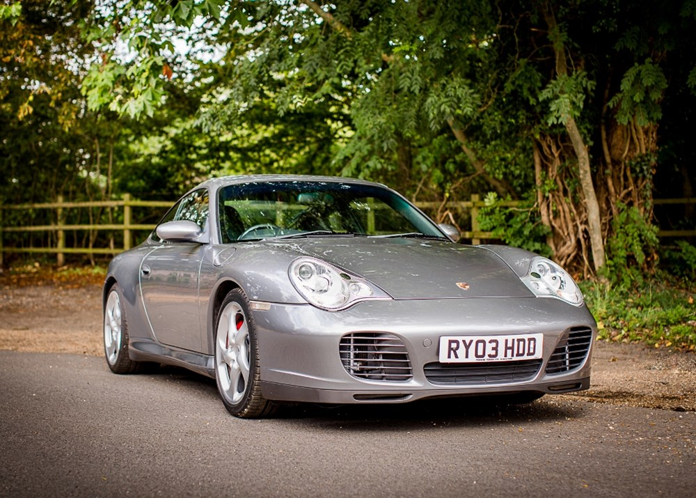 Lot 234 - 2003 Porsche 911 / 996 Carrera 4S