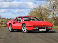 Navigate to Lot 157 - 1987 Ferrari 328 GTS