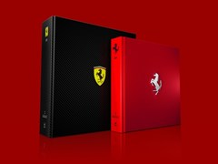 Navigate to Official Ferrari Opus