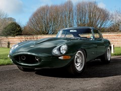 Navigate to Lot 226 - 1965 Jaguar E-Type SI Fixedhead Coupé to Lightweight Spec *WITHDRAWN*