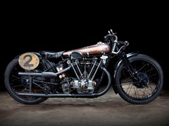 Navigate to Lot 351 - 1927 Brough Superior SS100 Pendine *Please contact office for results
