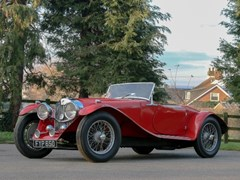 Navigate to Lot 261 - 1939 Riley Autovia V8 Special