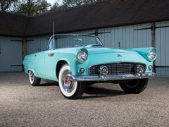 Navigate to Lot 284 - 1955 Ford Thunderbird Convertible