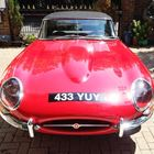 REF 127 1961 Jaguar E-Type Series I Roadster -