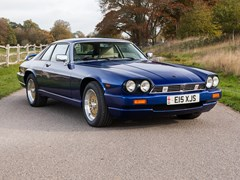 Navigate to Lot 333 - 1987 Jaguar XJS V12 Coupé