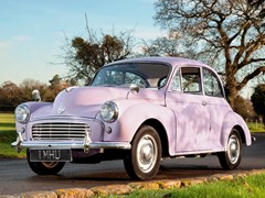 Navigate to Lot 260 - 1961 Morris Minor Minor 1000 'The One Millionth Car'.