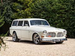 Navigate to Lot 245 - 1968 Volvo 122S Amazon Estate