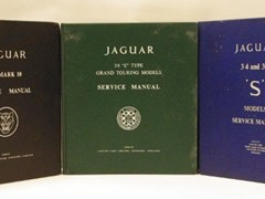 Navigate to Jaguar workshop manuals.