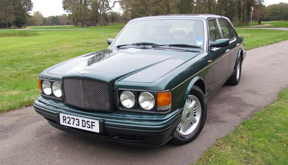 Lot 280 - 1997 Bentley Brooklands LPT