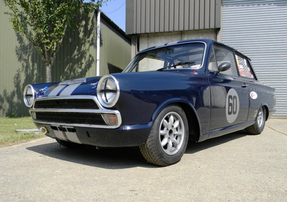 Lot 326 - 1965 Ford Lotus Cortina Mk.I