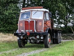 Navigate to Lot 108 - 1958 AEC Militant Flatbed Lorry