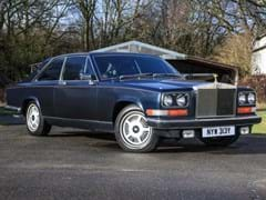 Navigate to Lot 177 - 1982 Rolls-Royce Camargue