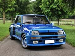 Navigate to Lot 205 - 1981 Renault 5 Turbo 1