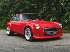 Navigate to Lot 125 - 1977 MG B GT