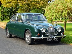 Navigate to Lot 238 - 1967 Jaguar 340 Saloon (Man O/D)