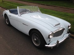 Navigate to Lot 373 - 1957 Austin-Healey 100/6 BN4