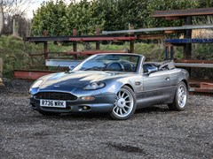 Navigate to Lot 145 - 1998 Aston Martin DB7 i6 Volante