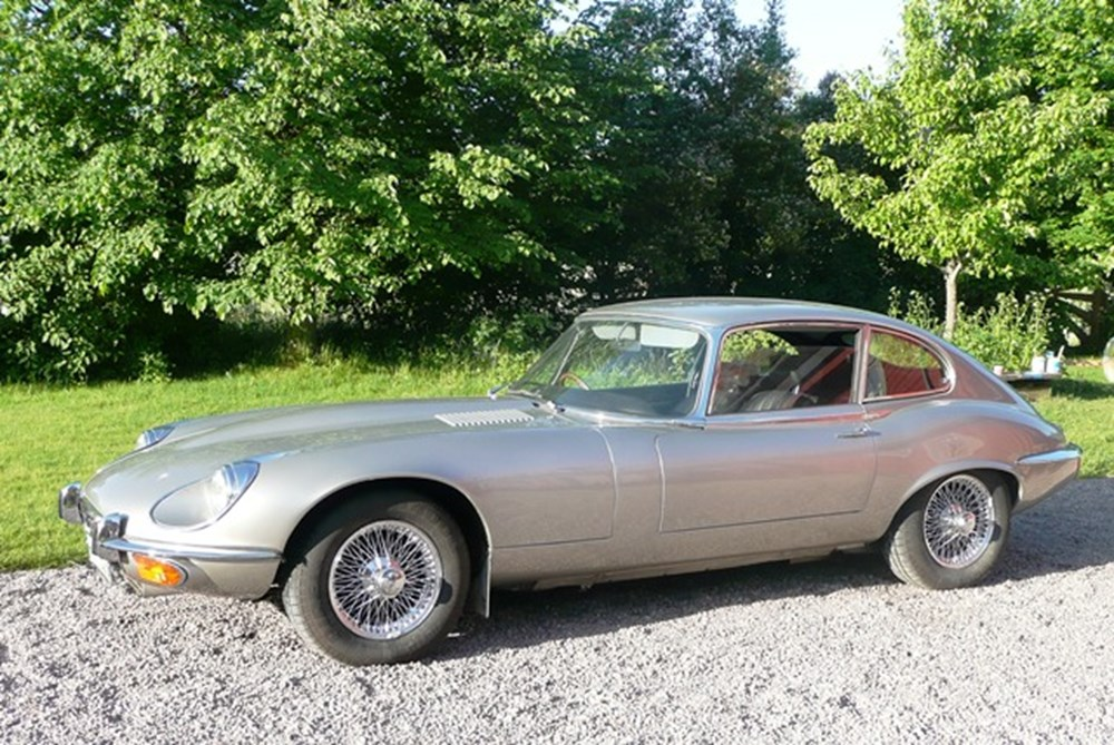 Lot 276 - 1971 Jaguar E-Type Series III 2+2 Fixedhead Coupé *WITHDRAWN*