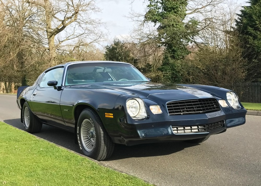 Lot 265 - 1979 Chevrolet Camaro