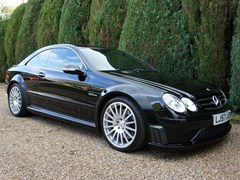 Navigate to Lot 169 - 2008 Mercedes-Benz CLK63 AMG Black ex Simon Cowell