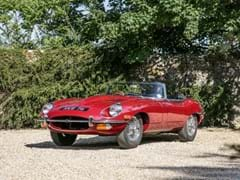 Navigate to Lot 209 - 1968 Jaguar E-Type Series II Roadster