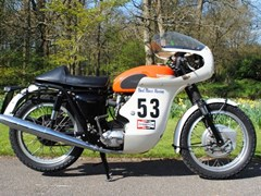 Navigate to Lot 161 - 1968 13093 T120 Bonneville 650cc 'Ex-Works'