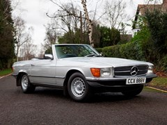 Navigate to Lot 133 - 1980 Mercedes-Benz 450 SL Roadster