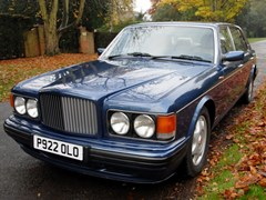Navigate to Lot 260 - 1997 Bentley Turbo R (Long Wheelbase)