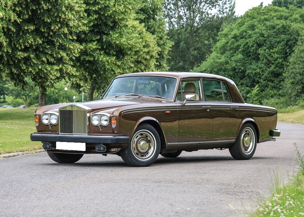 Lot 235 - 1980 Rolls-Royce Silver Shadow II