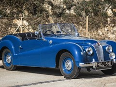 Navigate to Lot 258 - 1950 Lea Francis 2½ Litre Westland Sports
