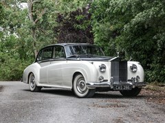 Navigate to  1960 Rolls-Royce Silver Cloud II