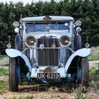 Ref 57  1928 Sunbeam 20HP Rally Saloon 'Magnificent Monte' -