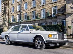 Navigate to Lot 143 - 1984 Rolls-Royce Silver Spur with Division
