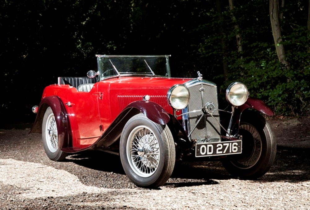 Lot 253 - 1932 Wolseley Hornet Special