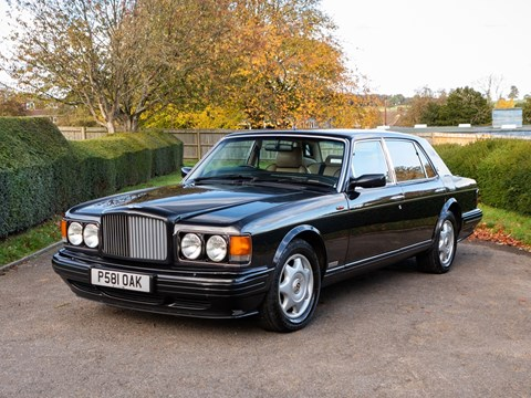 Ref 113 1997 Bentley Turbo R
