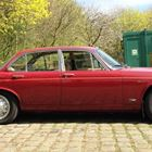 1974 Jaguar XJ6 swb Saloon (red) -