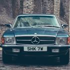 Ref 7 1980 Mercedes-Benz 450 SLC -