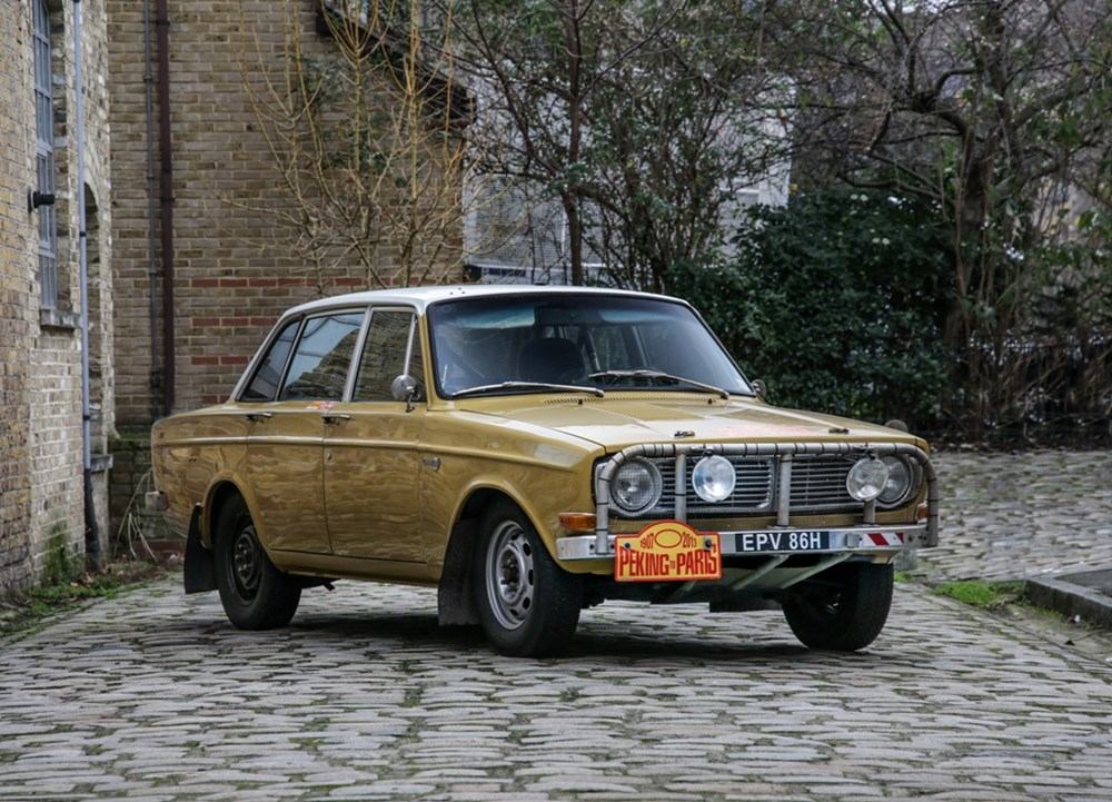Lot 168 - 1970 Volvo 144 'The Camel'