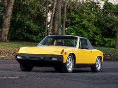 Navigate to Lot 204 - 1976 Porsche 914 (2.0 litre)