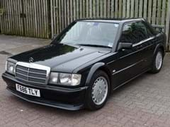 Navigate to Lot 169 - 1998 Mercedes-Benz 190 Evolution