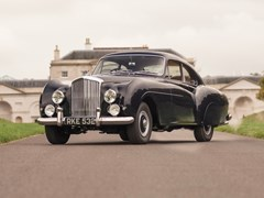 Navigate to Lot 265 - 1953 Bentley R-Type Continental Mulliner-style Fastback Coupé
