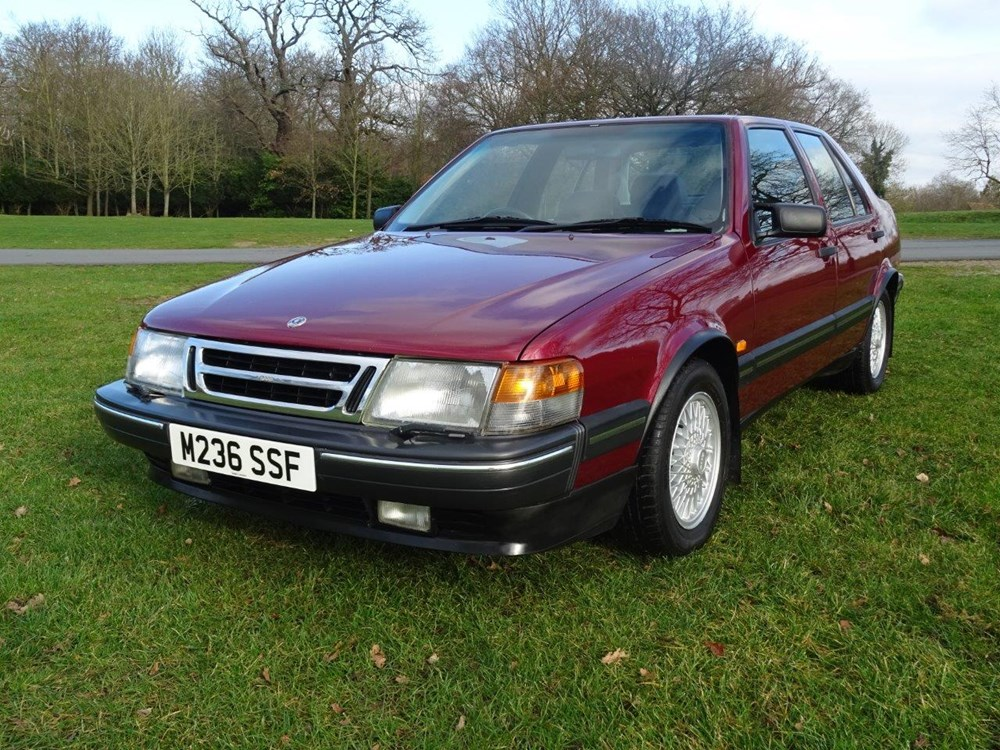 Lot 224 - 1994 Saab 9000 CDE Turbo