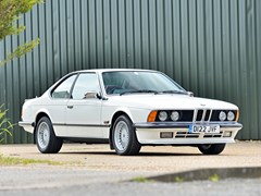Navigate to Lot 184 - 1987 BMW 635 CSi